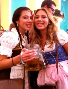 Prost ! Welcome to Oktoberfest